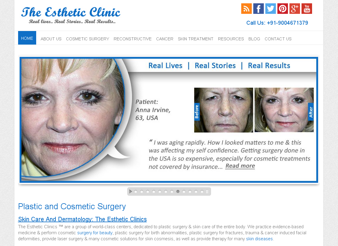 The Esthetic Clinic
