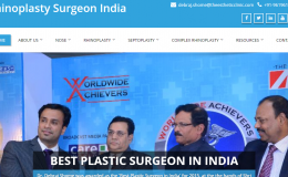 Rhinoplasty Surgeon India