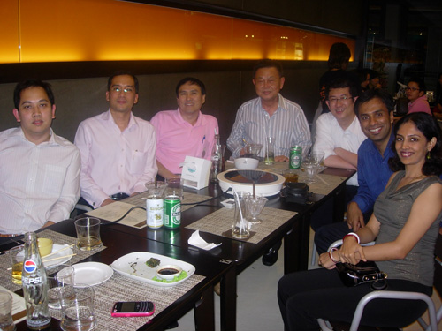 Dr. Debraj Shome & Dr. Rinky Kapoor with Thailand Best Plastic Surgeons