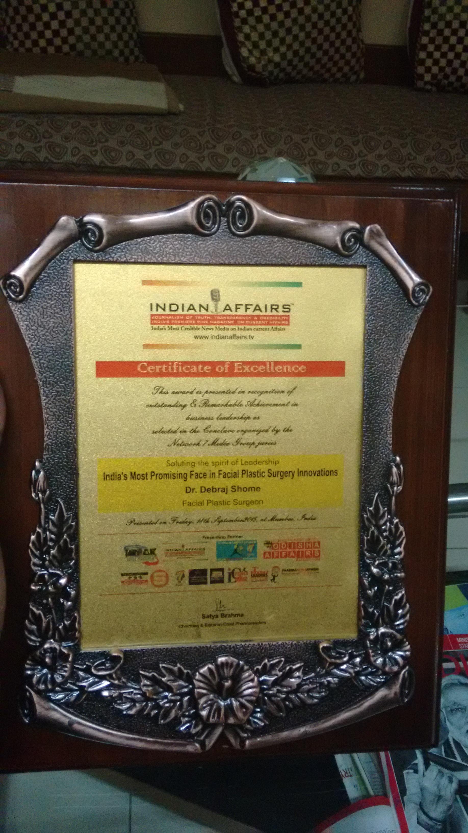 Indian Award